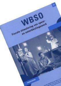 WBSO subsidieregeling